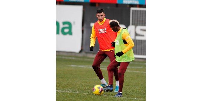 Galatasaray, İstanbul'daki hazırlıklarını tamamladı