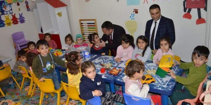 Başkan Beyoğlu'ndan ADEM ziyareti