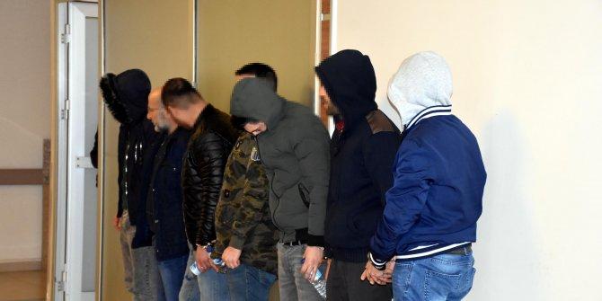 FETÖ şüphelilerini Yunanistan'a VIP kaçırmaya 7 gözaltı