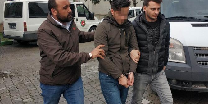 Samsun'daki DEAŞ operasyonunda 1 kişi adliyeye sevk edildi