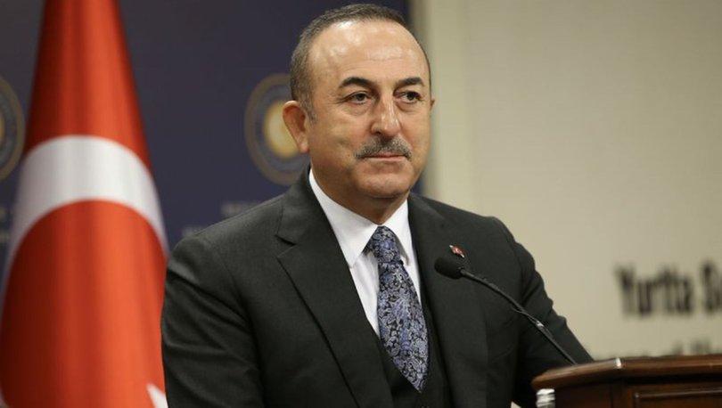 Dışişleri Bakanı Çavuşoğlu, Irak'ta