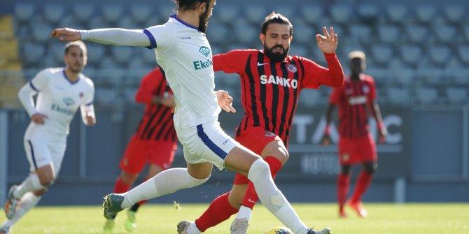 Gaziantep FK - Ekol Göz Menemenspor: 3-1