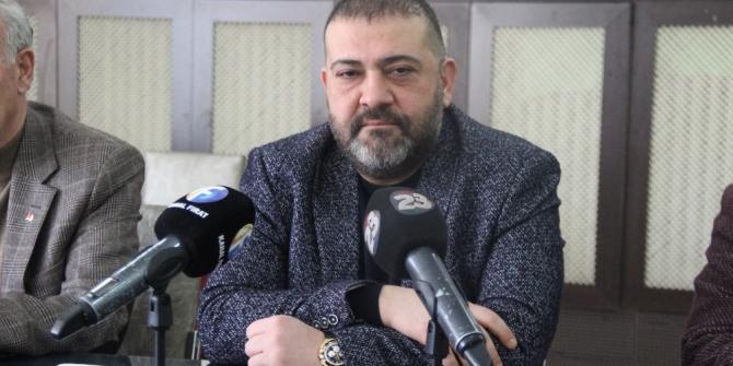 """Elazığspor Başkanı Öztürk: """"Transfer tahtasını açmak için bir çabamız yok"""""""