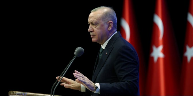 Erdoğan: Türk askerinin çöllere gönderilmesinden söz edenlerin kendi zihinleri çölleşmiş