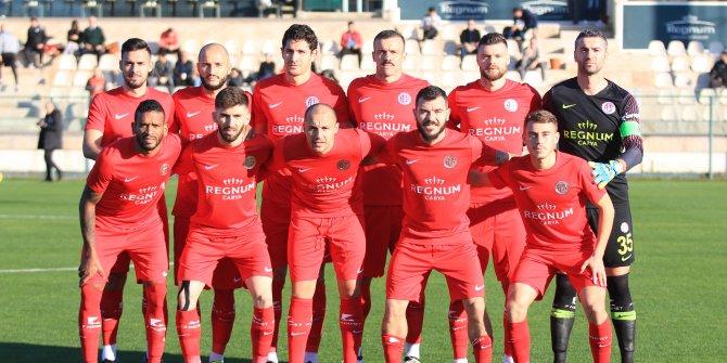 Antalyaspor - BB Erzurumspor: 4-0