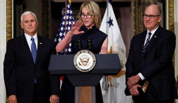 ABD'nin BM Daimi Temsilcisi Kelly Craft'tan İran'a yeni teklif! Rusya uyardı