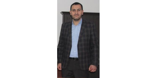 Yüksekova Ak Parti İlçe Başkanı Fatih Arslan oldu