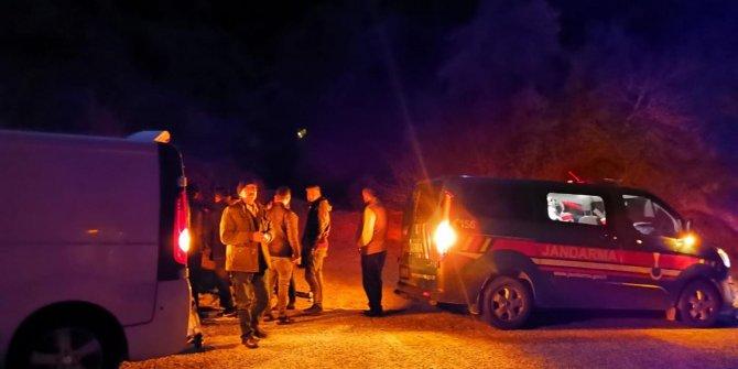 Nazilli'de 1 haftadır kayıp olan kişi ağaca asılı halde bulundu