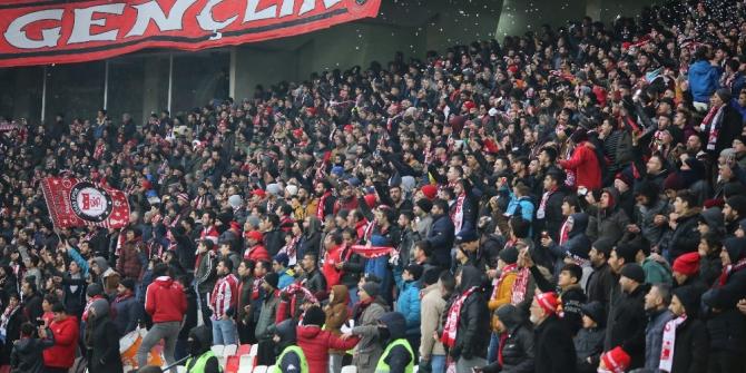 Sivasspor - Yeni Malatyaspor maçının biletleri satışta