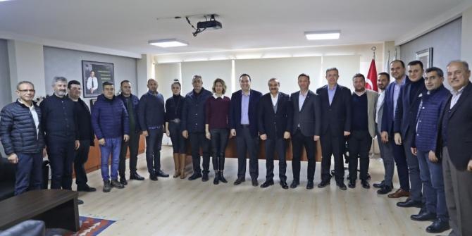 Akhisar Belediyesi STK'larla işbirliğine hazır