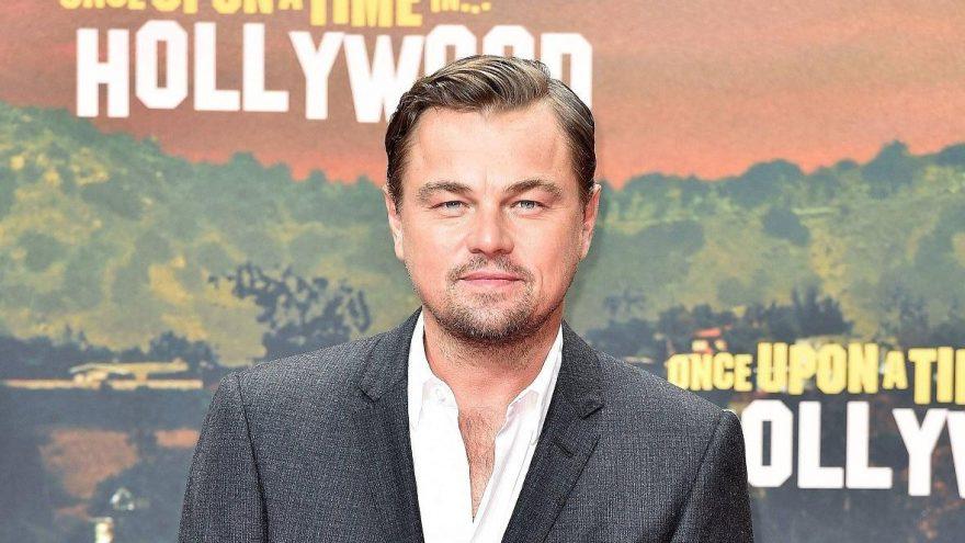 Leonardo DiCaprio'dan alkışlanacak hareket, denize düşen adamı kurtardı