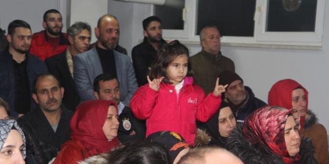 MHP'ye geri dönen Başkan Babaoğlu ilk ziyaretini MHP Hendek ilçe teşkilatına yaptı