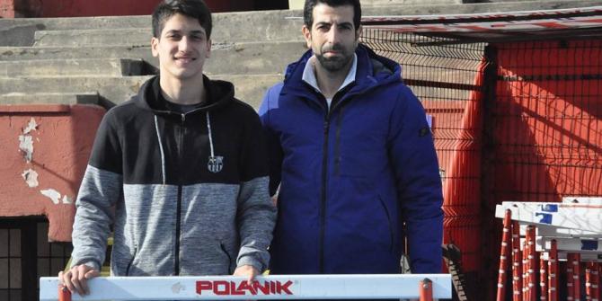 Zonguldaklı milli sporcu Doğukan Kilcioğlu kampa giriyor