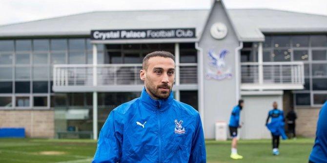 Crystal Palace, Cenk Tosun'u kiralık olarak kadrosuna kattı