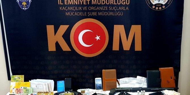 Zonguldak'ta tefeci operasyonu: 10 gözaltı