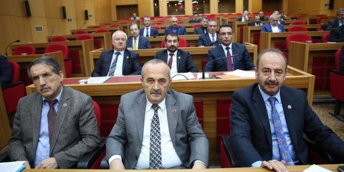 İl Genel Meclisi Ocak ayı toplantıları sona erdi