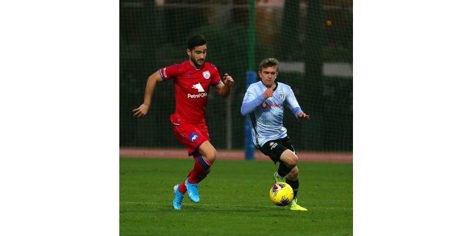 Beşiktaş, Antalya kampını Altınordu maçıyla tamamladı