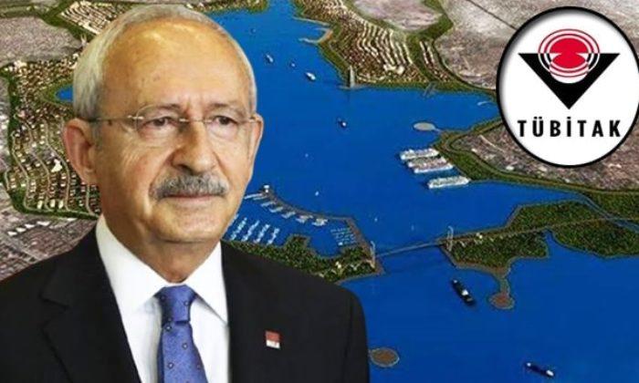TÜBİTAK'tan CHP lideri Kemal Kılıçdaroğlu'na yazılı yanıt