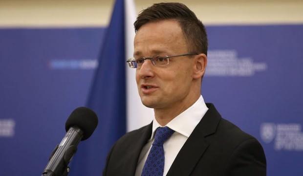 Macaristan Dışişleri ve Dış Ticaret Bakanı Szijjarto'dan AB'ye Türkiye çağrısı