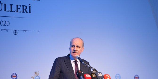 AK Parti Genel Başkanvekili Kurtulmuş'tan 'Libya' açıklaması