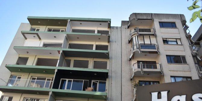 Tahliye edilen yatık binalar yıkım için çözüm bekliyor
