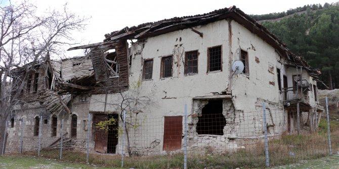 Burdur'un türkülere konu olan 12 değirmeninden 2'si çalışıyor, 1'i müze olacak