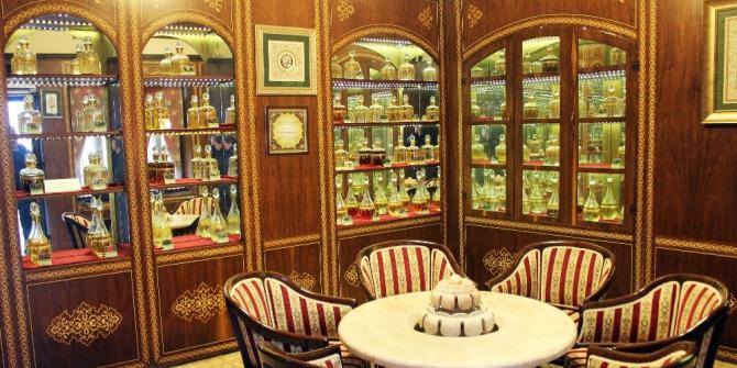 Tıbbi Aromatik Bitkiler Müzesi turistlerden ilgi odağı oldu
