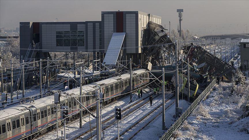 Ankara'daki yüksek hızlı tren kazası davasında karar!