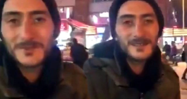 Sosyal medyayı sallayan Hasan'a, Vasıp Şahin ulaştı