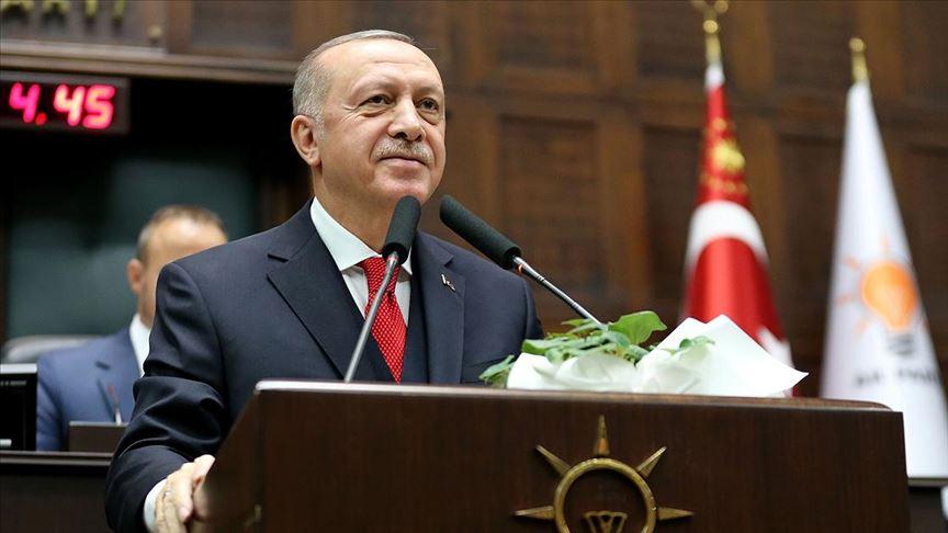 Erdoğan: Sözler tutulmazsa Barış Pınarı Harekatı yeniden başlar