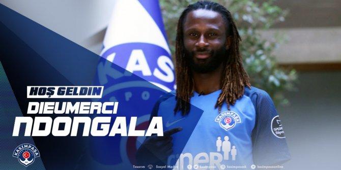 Kasımpaşa, Ndongala'yı kiraladı