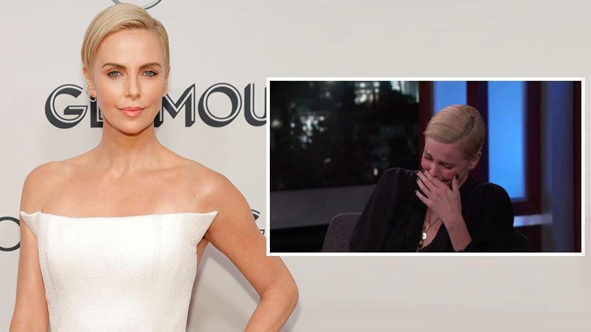Charlize Theron'a yapılan ilginç teklif! 'Burnumla seviş'