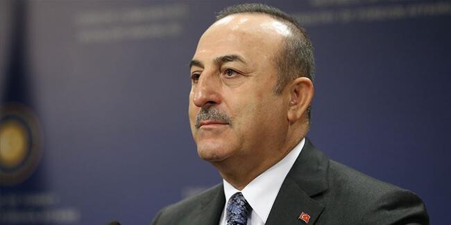 Bakan Çavuşoğlu'ndan Yunanistan için sert Hafter tepkisi geldi!