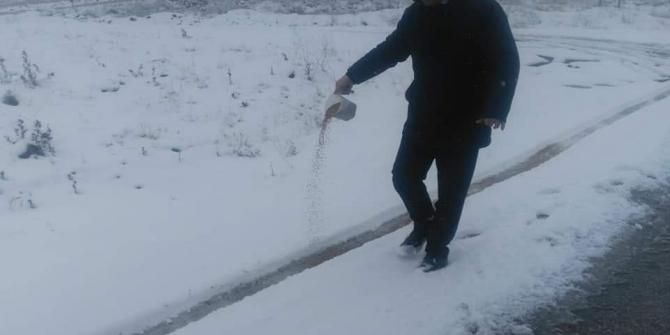 Sungurlu Belediyesi doğaya yem bıraktı