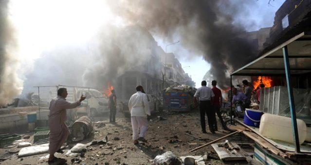 İdlib'te kanlı saldırı: 26 ölü