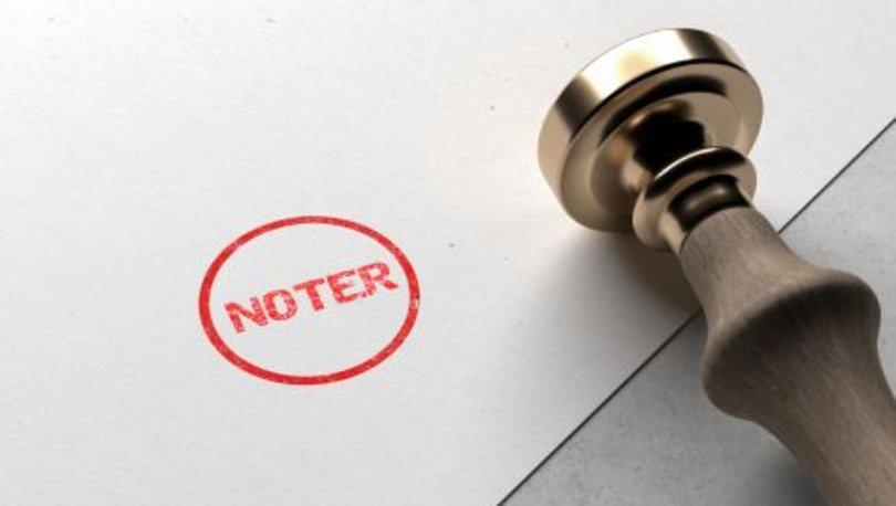 Noterler için yeni ödeme sistemi 3 Şubat'ta başlıyor!