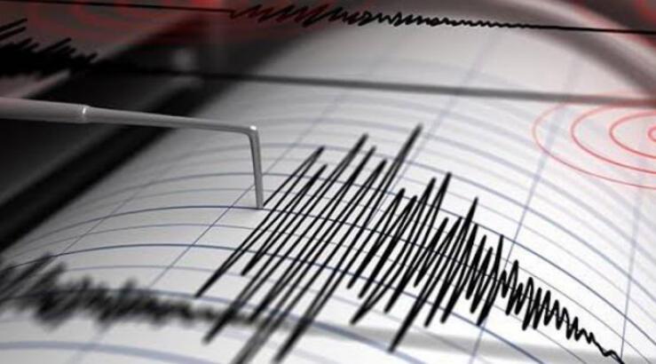 3.5 şiddetinde deprem!