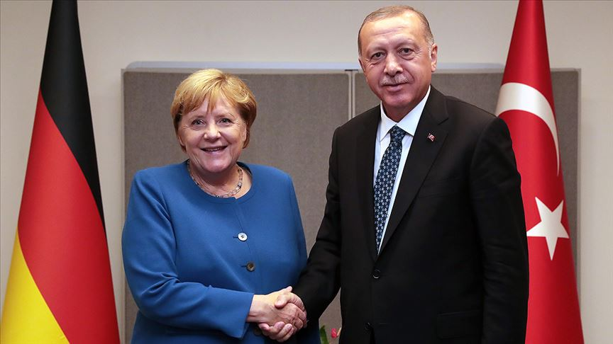 Almanya Başbakanı Merkel, Türkiye'ye gelecek