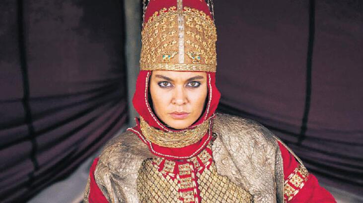 Türk tarihinin ilk kadın hükümdarı Tomris Hatun beyazperdeye geliyor