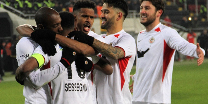 Süper Lig: Gençlerbirliği: 1 - Gaziantep FK: 0 (Maç sonucu)