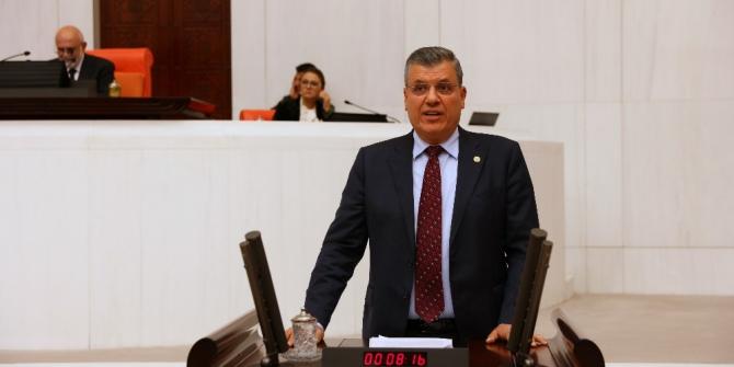 Milletvekilinden sahte zirai ilaç ve gübrelere karşı etkin mücadele için yasa teklifi