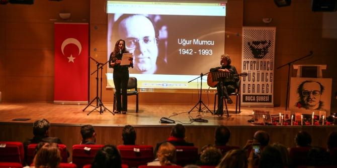Uğur Mumcu Buca'da tiyatro ve şiirlerle anıldı
