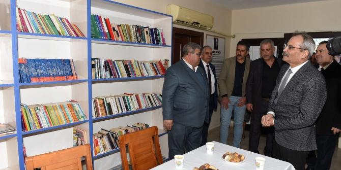 Tarsus Belediyesi, Uğur Mumcu anısına okuma salonu açtı