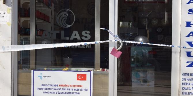 Malatya'da deprem sonrası  hasar gören evler boşaltılıyor