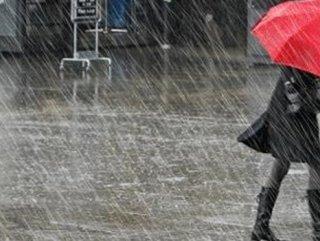 Türkiye Genelinde Sağanak Yağışlar Devam Edecek