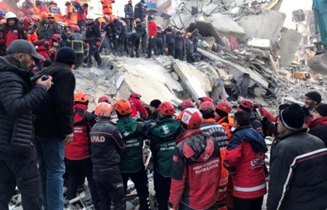 Elazığ'dan acı haberler gelmeye devam ediyor! Acı bilanço artıyor