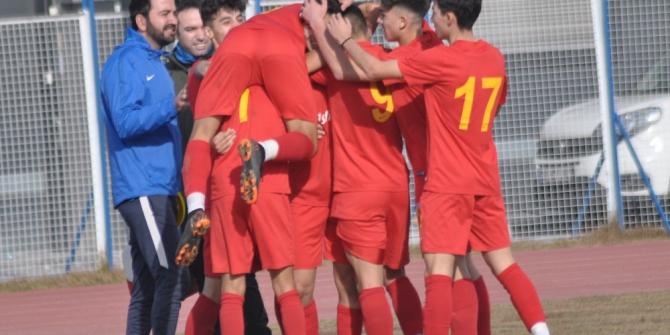 Spor Toto Akademi Elit U17 Ligi 19.Hafta