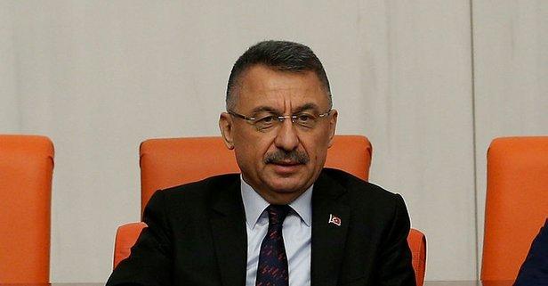 Cumhurbaşkanı Yardımcısı Fuat Oktay'dan Elazığ depremi ile ilgi flaş açıklamalar