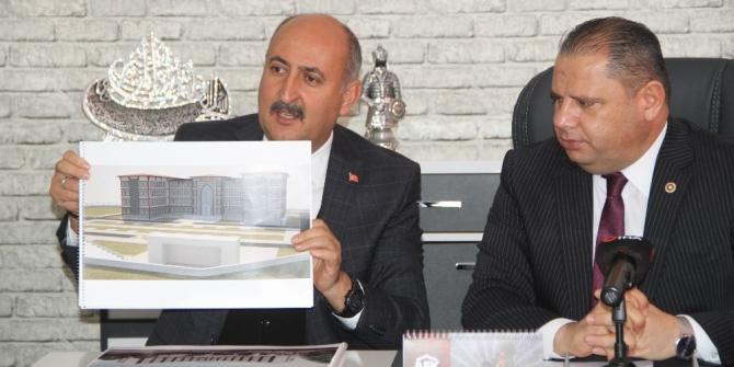 """MHP'li Öztürk: """"Ülke genelinde üreten belediyecilik modelini uyguluyoruz"""""""