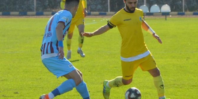 TFF 3. Lig: Fatsa Belediyespor: 3 - Ofspor: 0